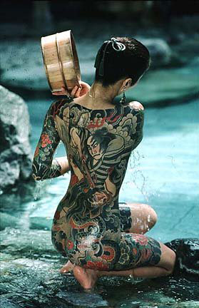 japanese full body tattoo